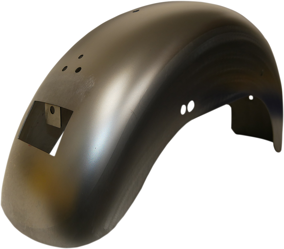 "Russ Wernimont Steel 59634-06 Rear 8.5"" Fender for 06-17 Harley Dyna FXD"