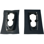 WELD-IN FUEL INJECTION PUMP PLATES