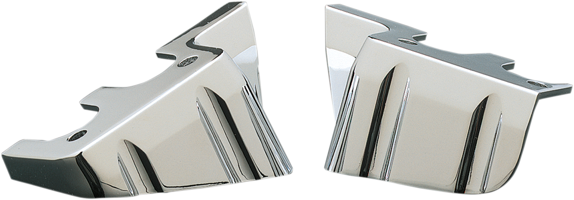 Kuryakyn 8124 Chrome Tappet Block Covers for 91-03 Harley Sportster XLH XL XLC