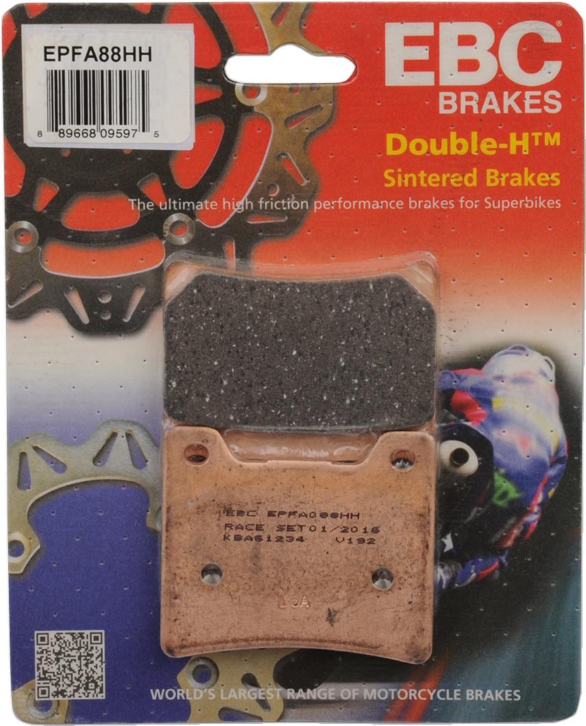 Front  Brake Pads For Yamaha Motorcycle VMX1200 V-MAX 1200 1985 1986 1987 1989