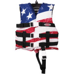 STARS AND STRIPES CHILD/YOUTH LIFE VESTS