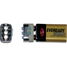 EMERGENCY LED FLASHLIGHT