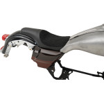 LOW-PROFILE TOURING SEATS FOR YAFFE RAZORBACK AND 6-GAL. FUEL TANKS