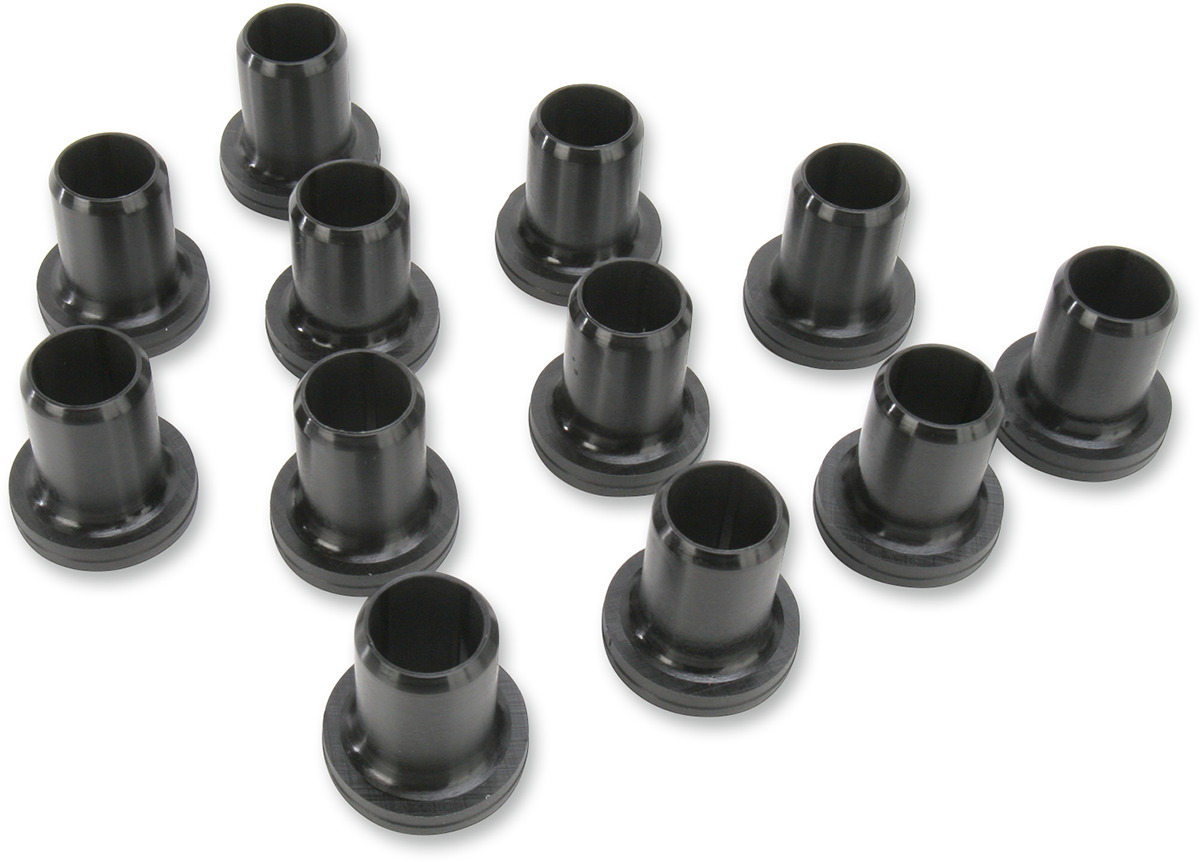 Moose Black Rear Independent Suspension Bushing Kit for 04-18 Polaris Ranger