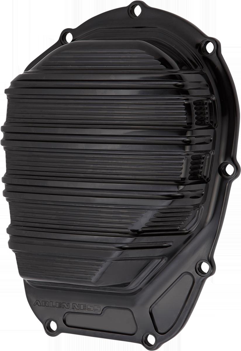 Arlen Ness 10 Gauge Black Motorcycle Cam Cover 17-20 Harley M8 Touring FLTRU