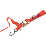 HEAVY-DUTY RATCHETING TIE-DOWNS WITH BUILT-IN ASSIST