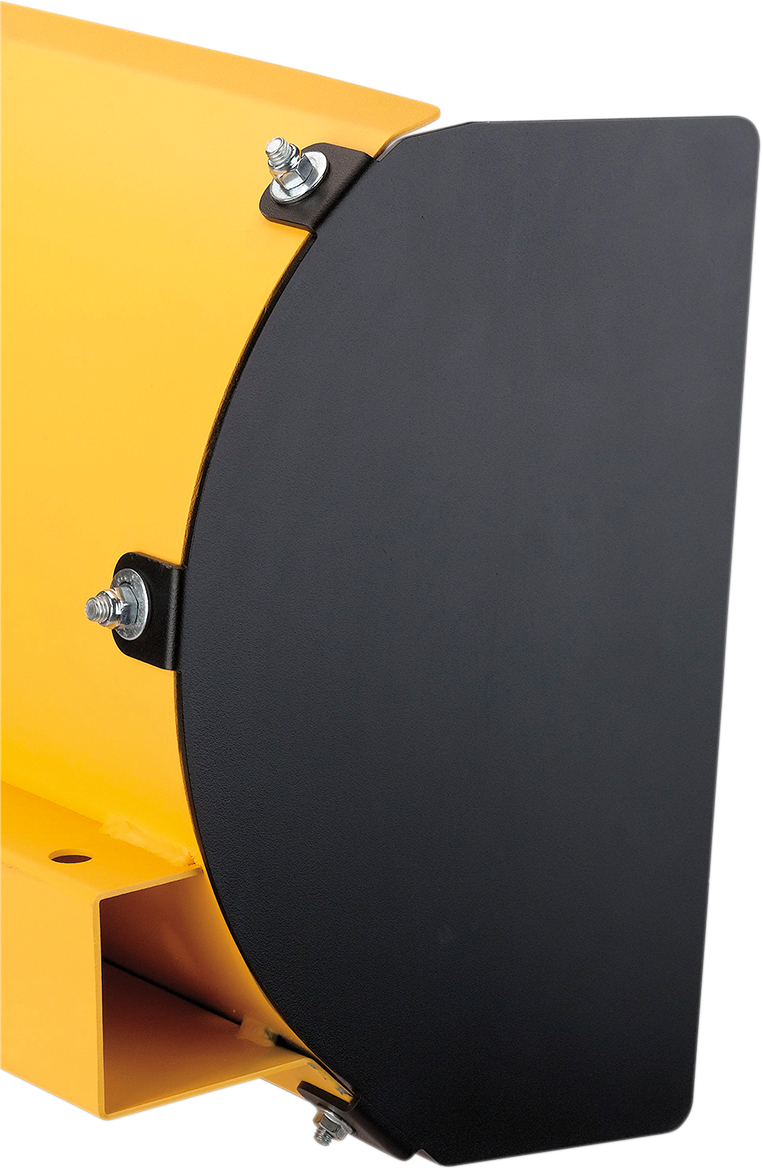 Moose Utility ATV UTV Side by Side Right Side Shield for Small County Snow Plows