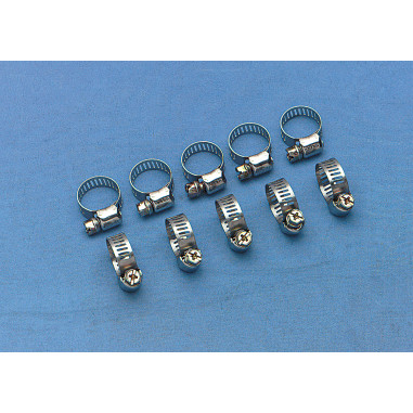 STAINLESS STEEL MINI-CLAMPS