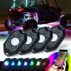LED ROCK LIGHT KIT - RGB AND BLUETOOTH®