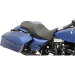 FORWARD-POSITIONING LOW-PROFILE TOURING SEATS WITH EZ GLIDE II™ BACKREST OPTION