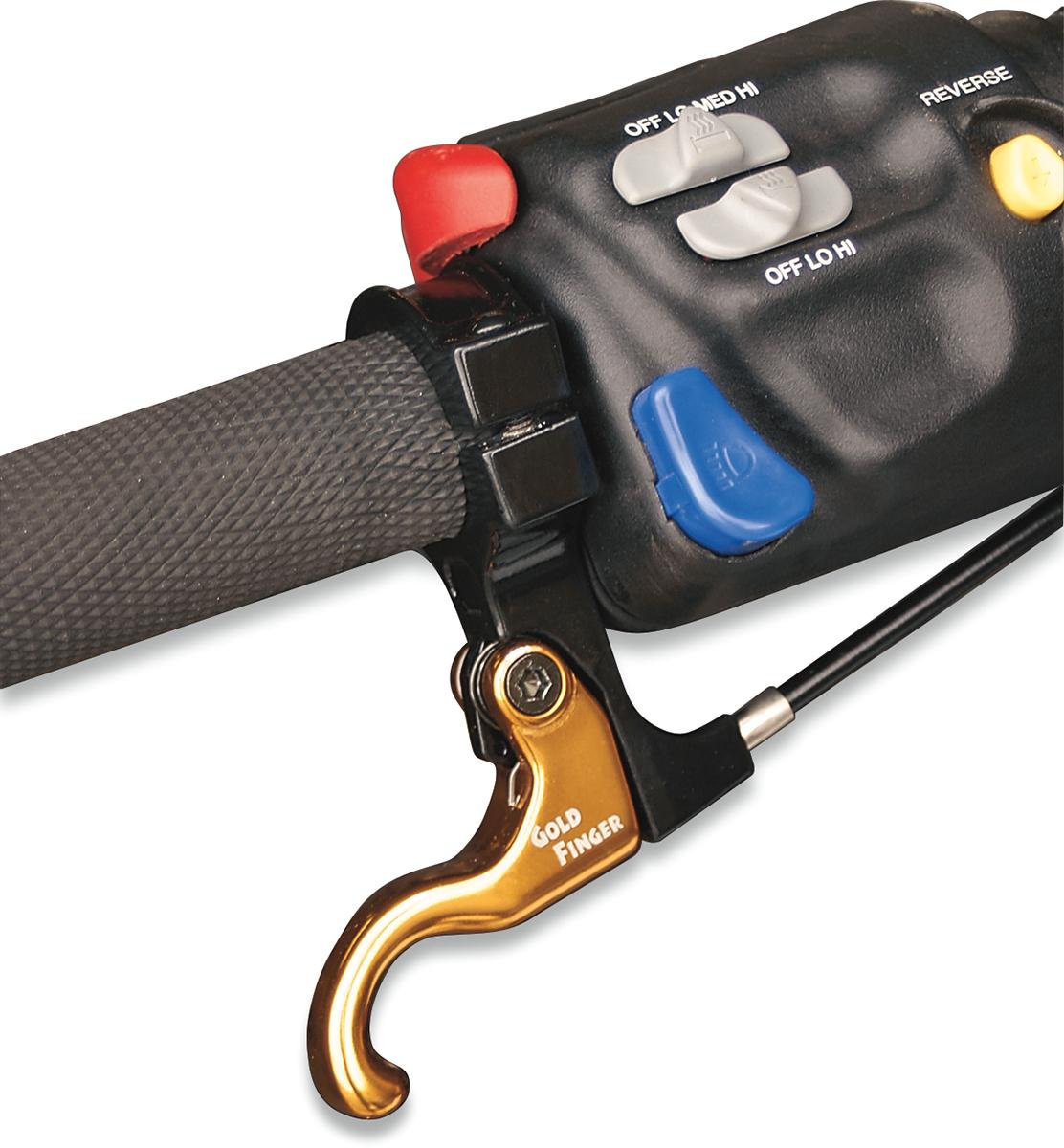 2001-2002 Polaris XCR 800 Parts Unlimited Throttle Cable
