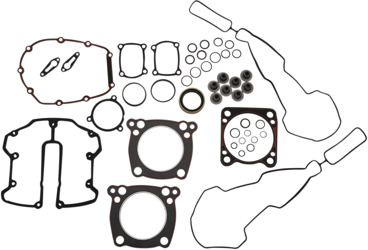 James Gasket M8 Motor Engine Gasket Kit for 2017 Harley Davidson Touring FLHX