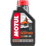 SNOWMOBILE POWER 4T 0W40 MOTOR OIL