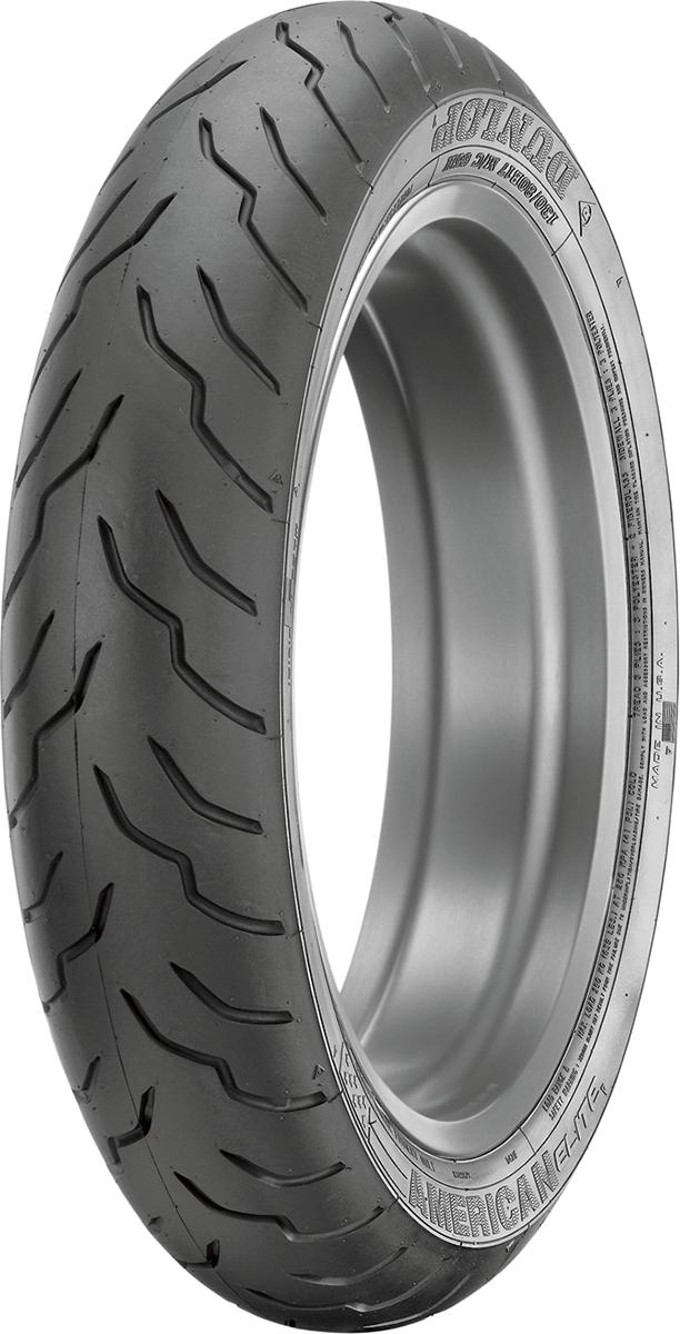 Dunlop American Elite 130/60B21 Blackwall 63H Tubeless Front Motorcycle Tire