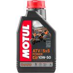 ATV SXS POWER 4T 10W50 MOTOR OIL