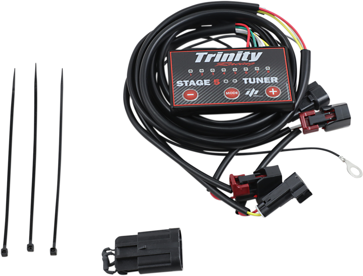 Trinity Racing Stage 5 Fuel Injection Module for 15-16 Polaris RZR XP 1000 4x4