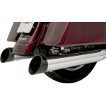 """4"""" PERFORMANCE SLIP-ON MUFFLERS FOR INDIAN"""
