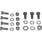 JIFFY STAND AND FOOT CLUTCH LEVER BRACKET MOUNTING KIT