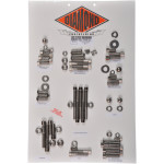 12-POINT AND OEM-STYLE, POLISHED STAINLESS STEEL CUSTOM TRANSFORMATION II KITS