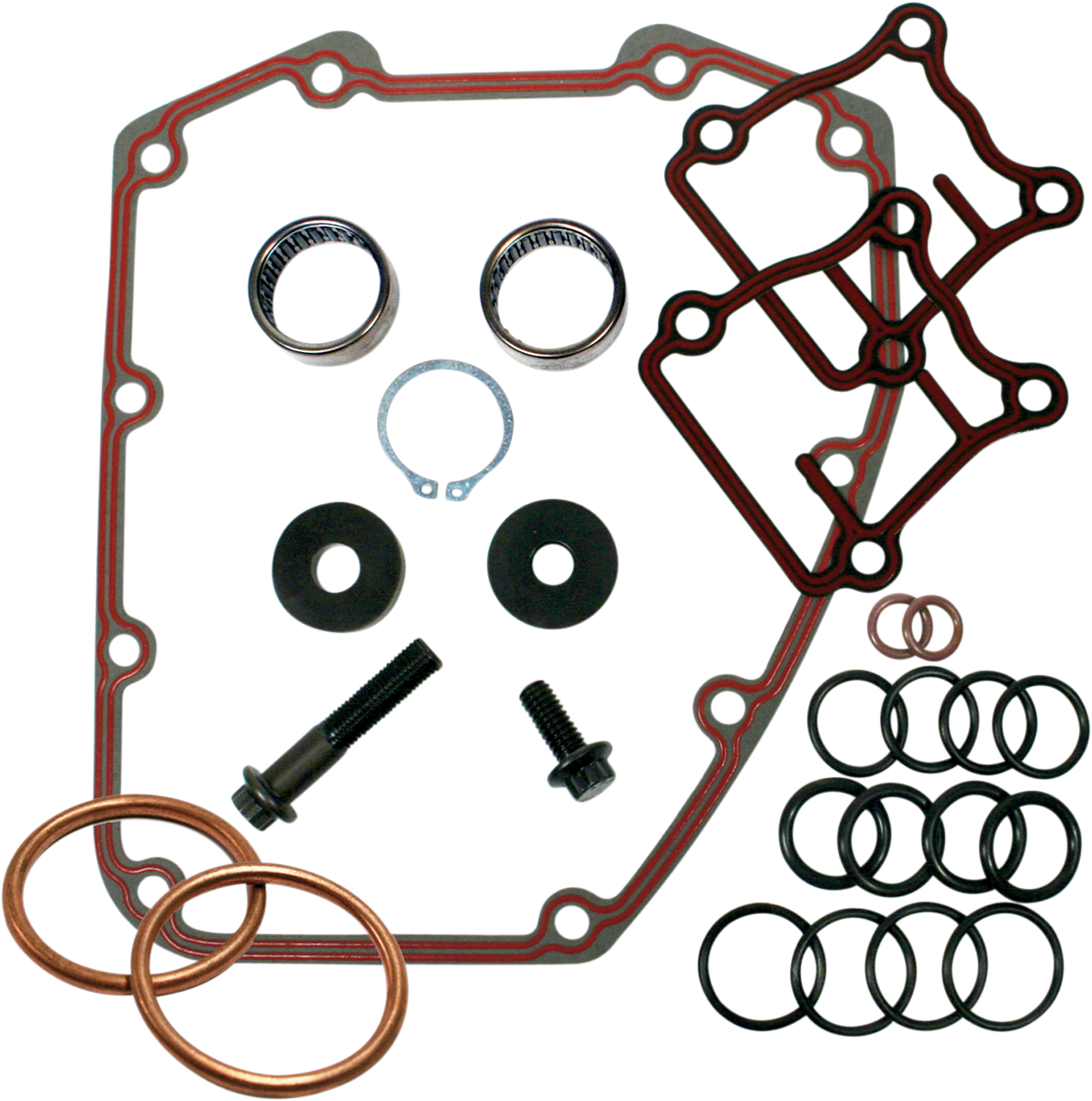 Feuling Chain Drive Camshaft Standard Installation Kit 06-17 Harley Touring