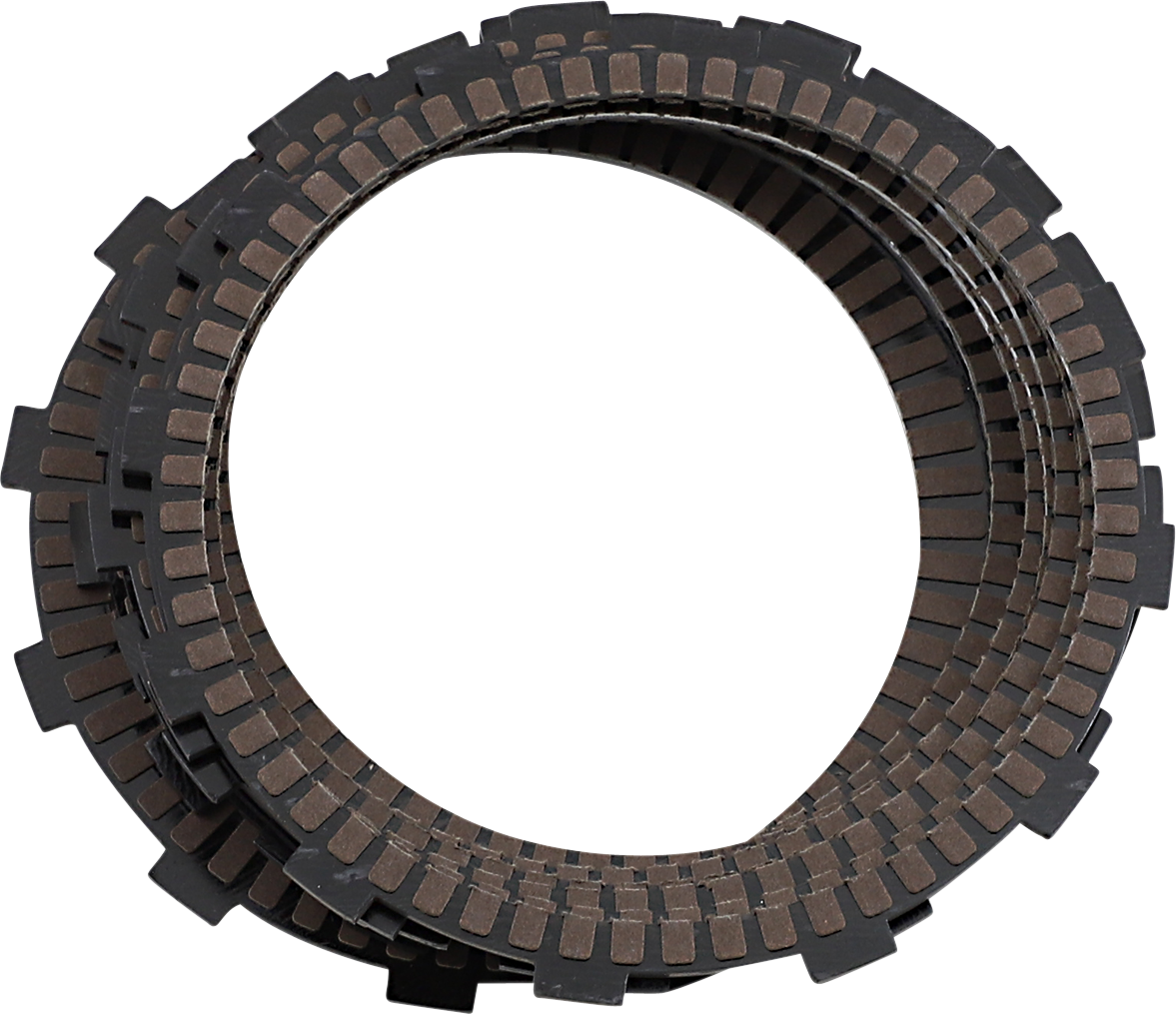 Alto G3 High Performance Clutch Friction Plate Set 17-20 Harley Softail Touring
