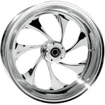 ONE-PIECE FORGED ALUMINUM WHEELS