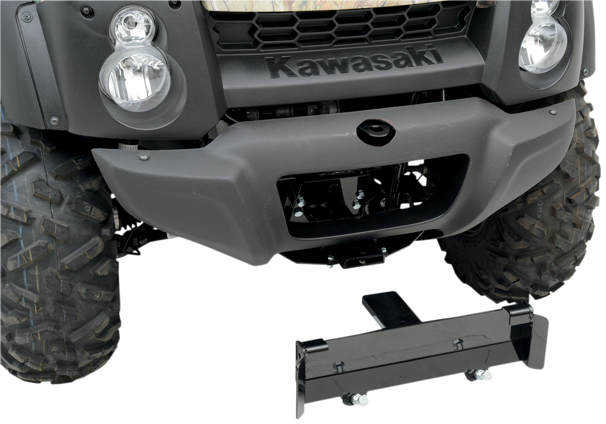 Moose RM4 UTV Snow Plow Mount Plate Kit for 05-16 Kawasaki Mule 610 4x4