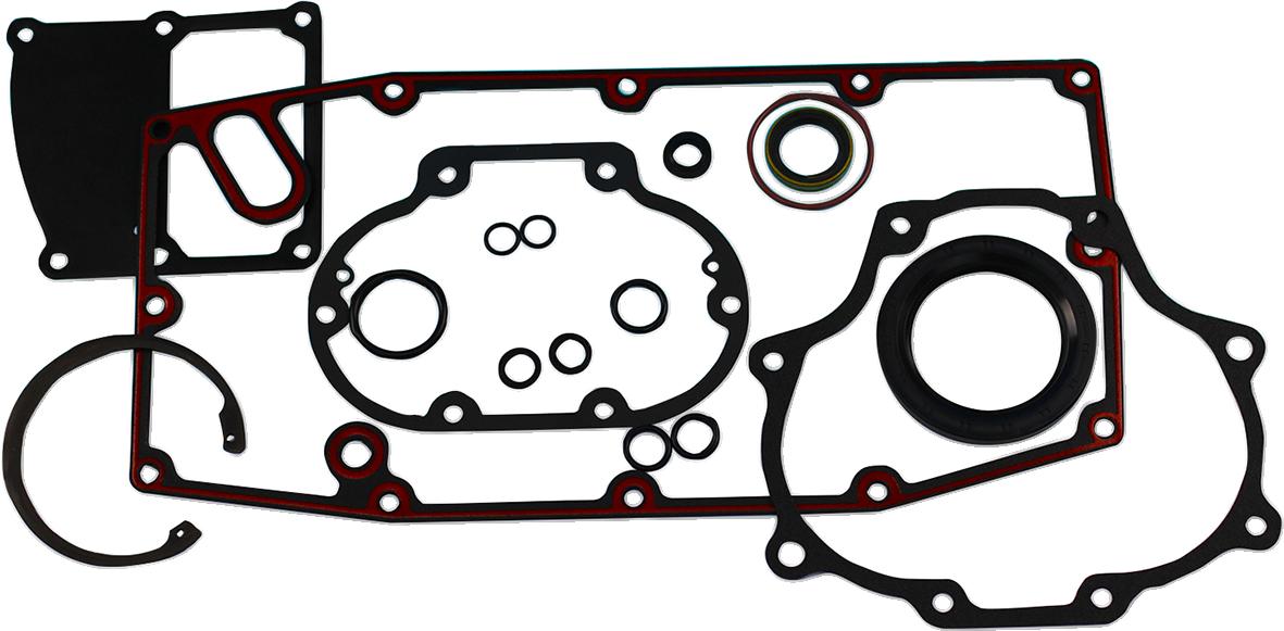 James Gasket M8 Transmission Gasket & Seal Kit for 2017 Harley Touring FLHX FLHR