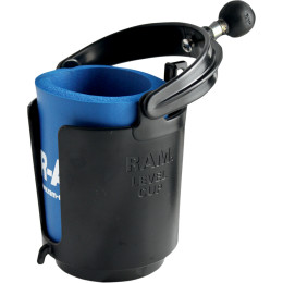 RAM SELF-LEVELING CUP HOLDER AND COZY WITH 1