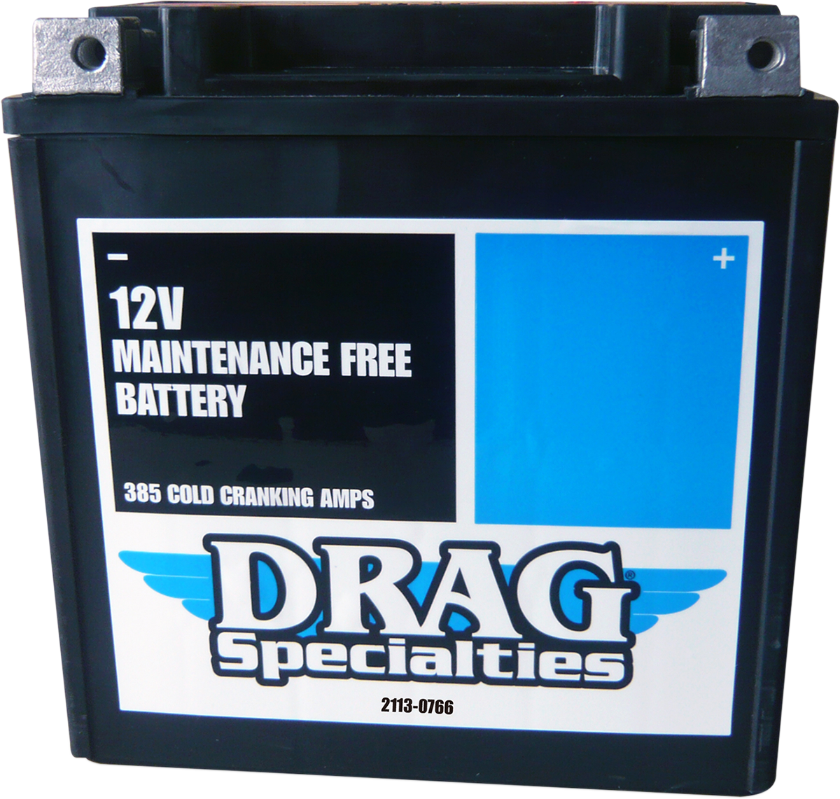 Drag Specialties Factory Activated Maintenance Free Battery 99-20 Harley Touring