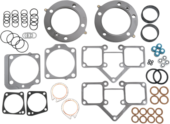 Cometic Motorcycle Top End Gasket Kit 66-84 Harley