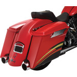 BAGGER-TAIL EXTENDED REAR FENDER
