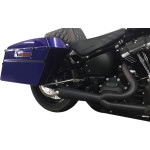 BAGGER-TAIL SADDLEBAG MOUNTS FOR SOFTAIL MODELS