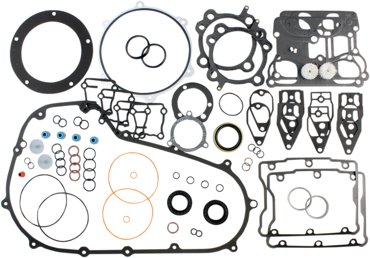 "Cometic EST Complete Engine Gasket Kit for 07-16 Harley CVO 110"" Air Cooled"