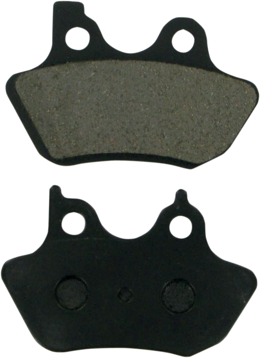 Front Rear Brake Pads For Harley Softail Night Train Deuce//i Fat Boy Heritage