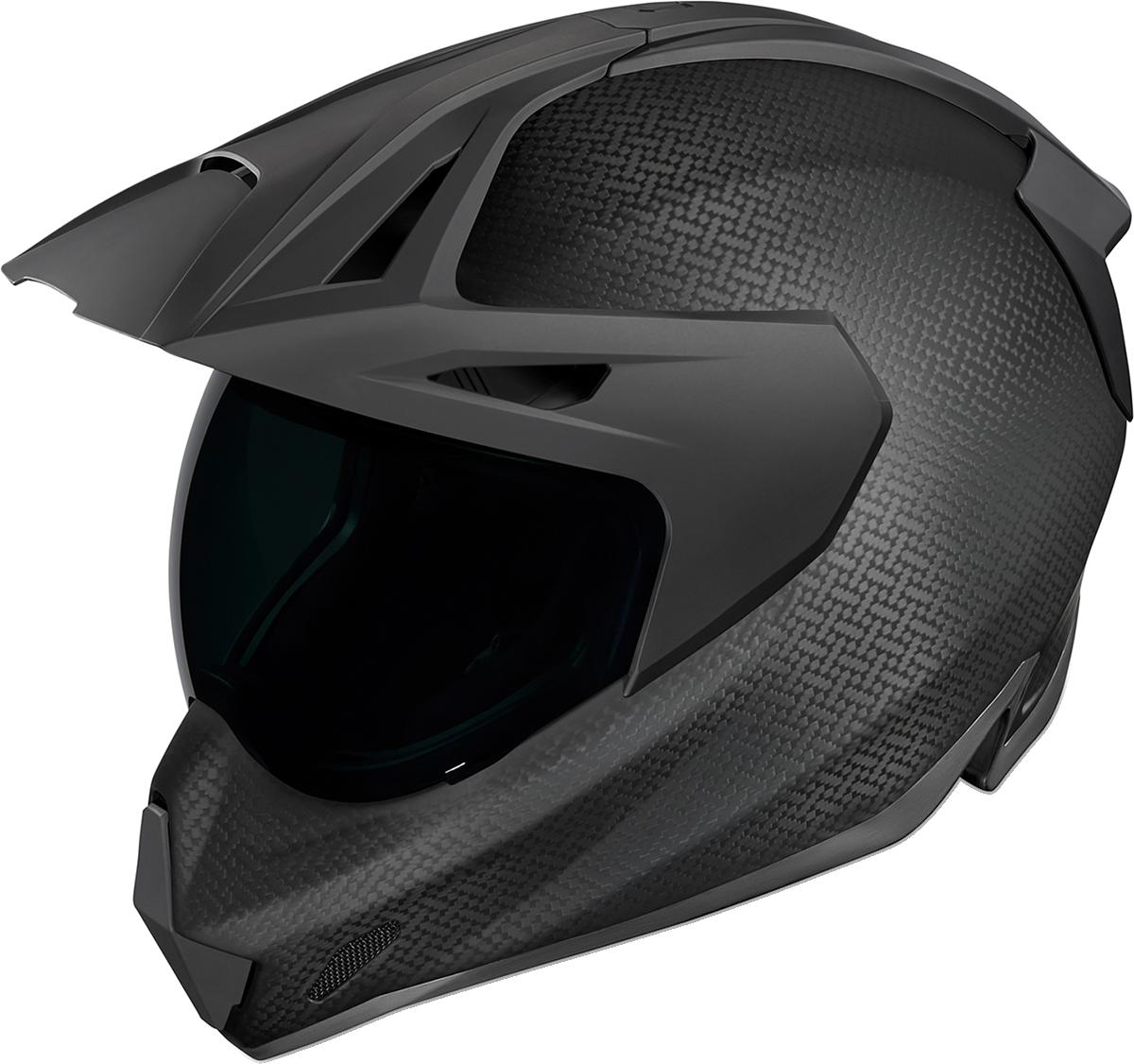 Icon Variant Pro Ghost Carbon Unisex Fullface Motorcycle Street Racing Helmet