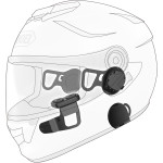 SENA 10U SHOEI®/ARAI®​ BLUETOOTH® STEREO HEADSET/COMMUNICATOR/INTERCOM