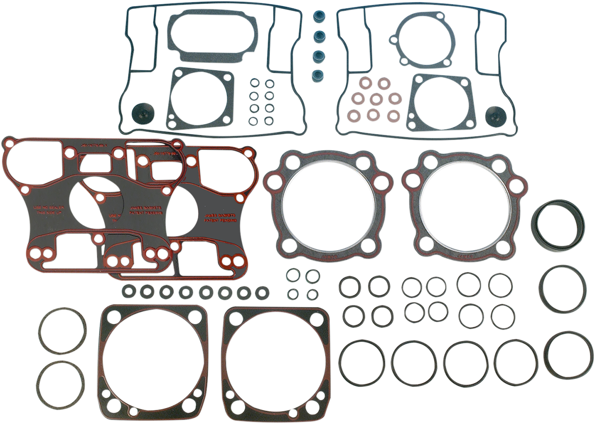 James Gasket Top End Gasket Kit S&S for 92-99 Harley Touring Dyna Softail FXR