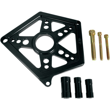 COVER PULLEY 04-19XL BLK