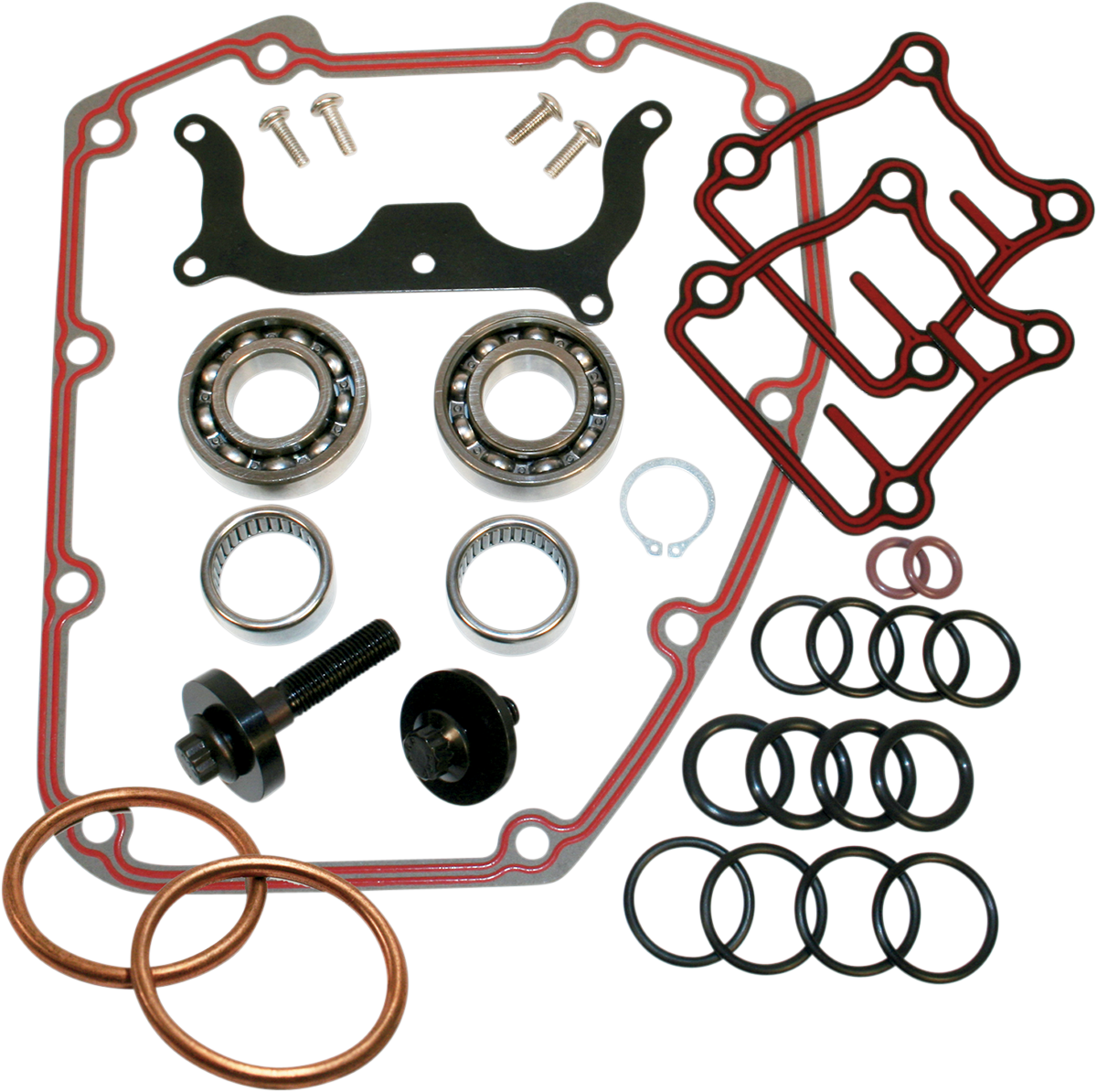 Feuling Gear Drive Camshaft Installation Kit for 99-06 Harley Dyna Touring FXST