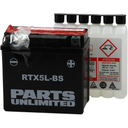 BATTERY-MNT FREE 24 LITER   Products   Parts Unlimited®