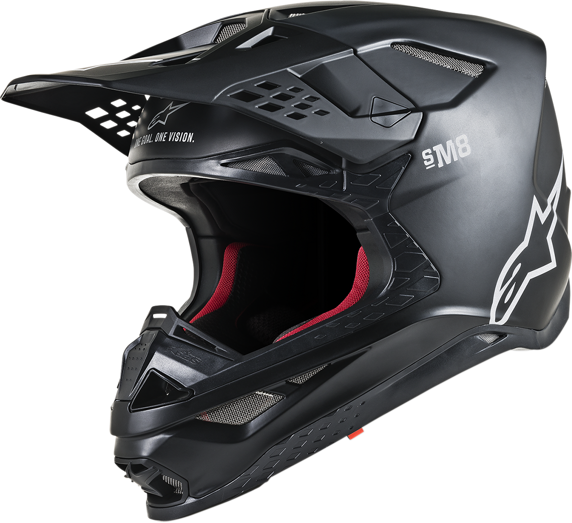 Alpinestars Supertech M8 Offroad ATV UTV Riding Dirt Bike Full Face Helmet