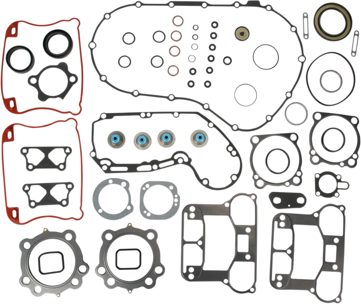 "Cometic Complete 3 1/2"" Bore Engine Gasket Kit for 04-06 Harley Sportster XL"