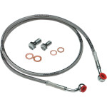 ABS SINGLE UPPER FRONT BRAKE LINE KIT