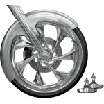 "FRONT FENDER KITS FOR 23"" WHEELS"