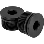 39MM LOW PROFILE FORK CAPS