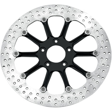 CONTRAST-CUT™ TWO-PIECE BRAKE ROTORS