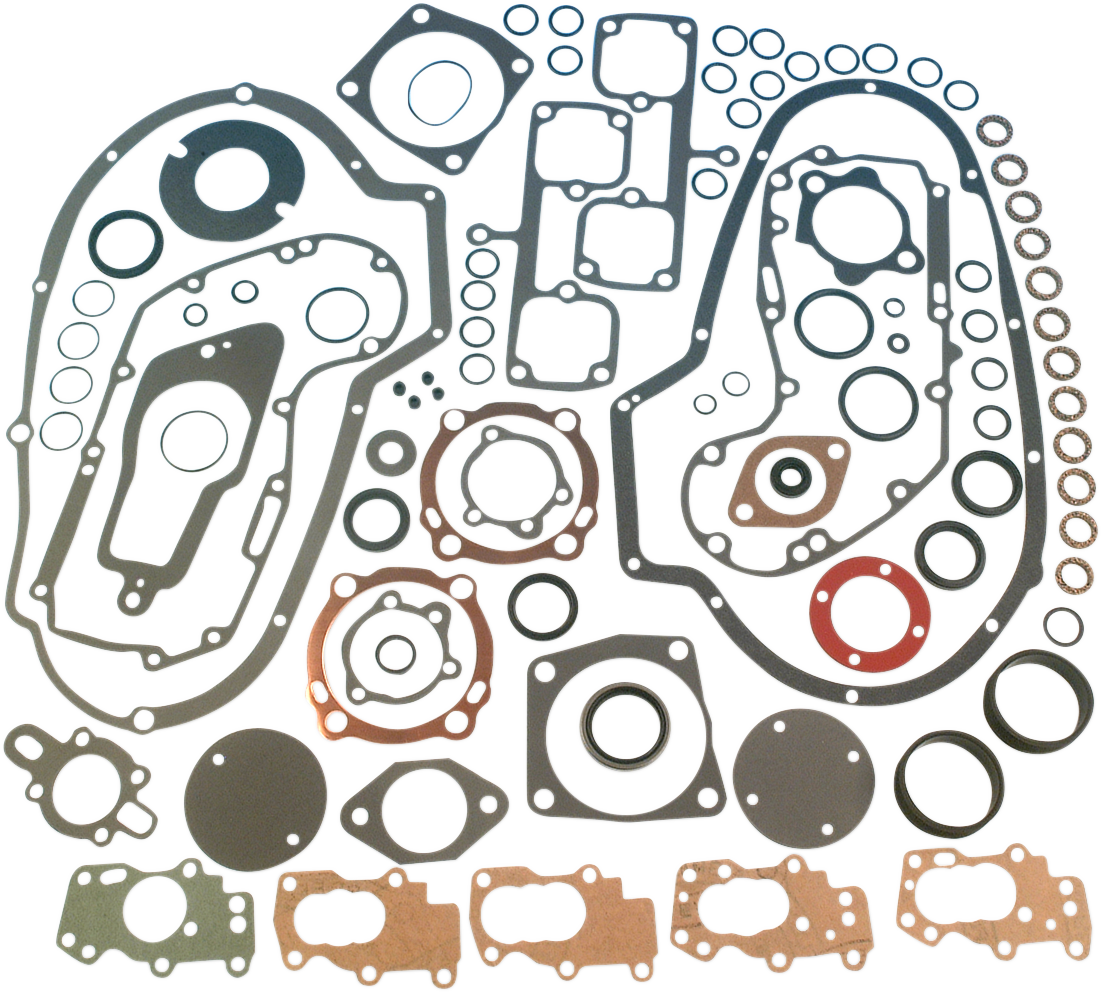 James Gasket Complete Engine Gasket Kit for 72-85 Harley Sportster XLCH XLH XLS
