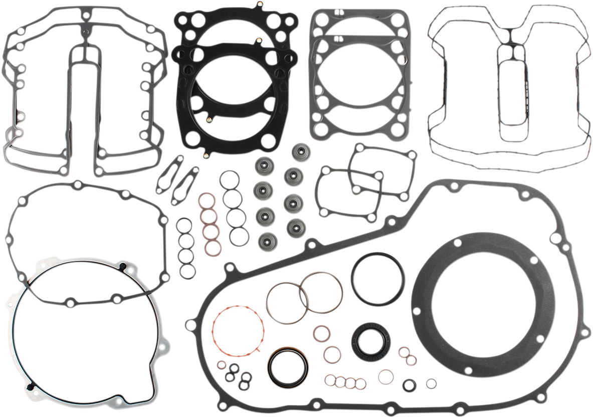 Cometic EST Complete Engine Motor Gasket Kit for 17-18 Harley M8 Touring FLHX
