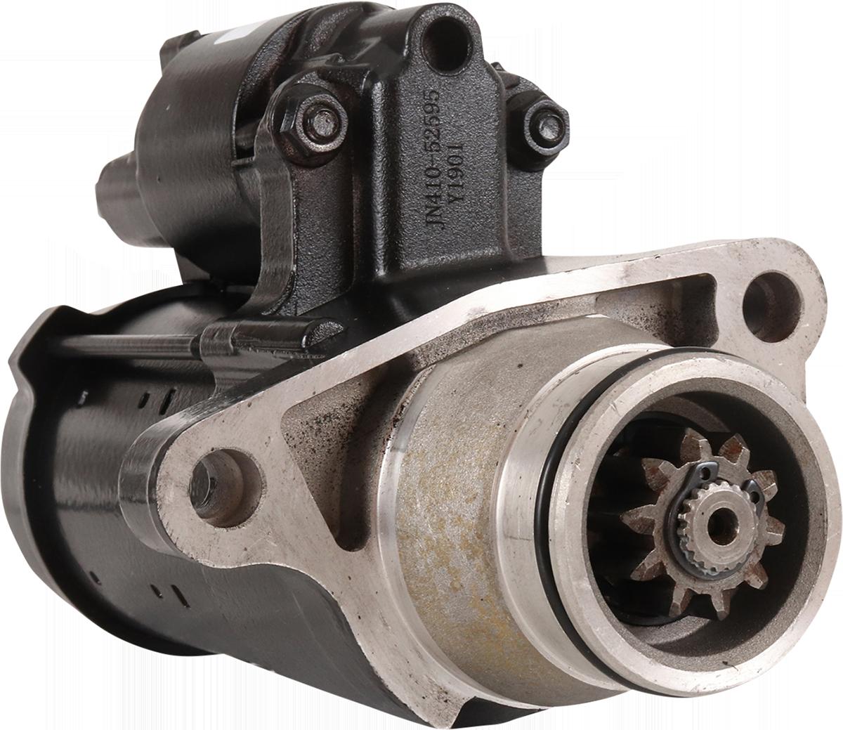 Drag Specialties 1.4kW Motorcycle Engine Starter 18-20 Harley Softail FLSL FXFB